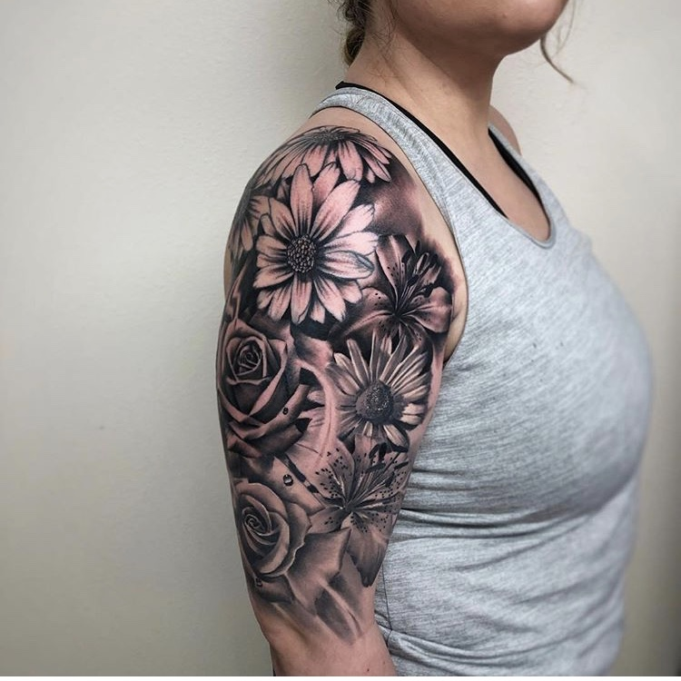 High End Color Tattoo