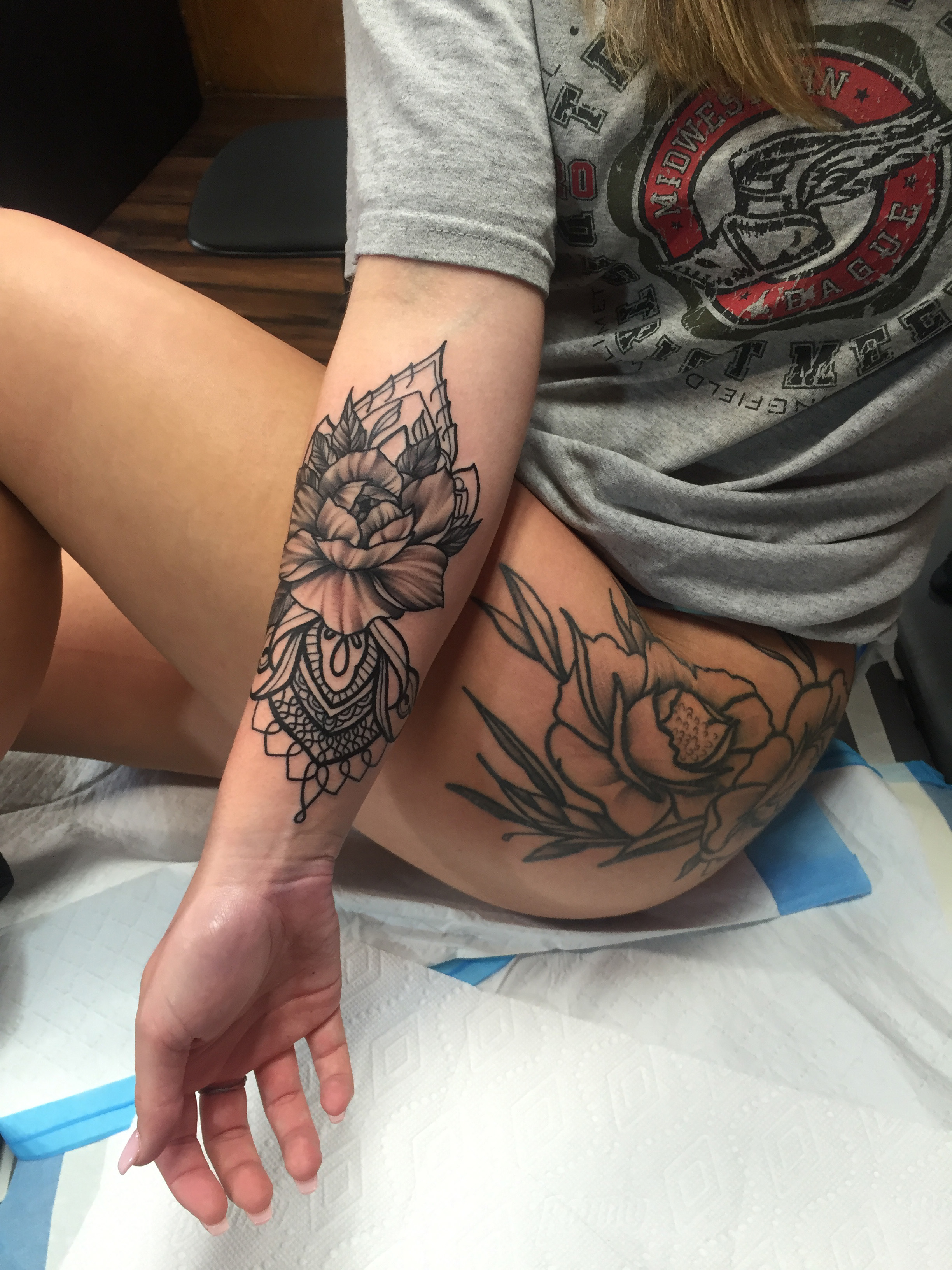 High End Ornamental Tattoos